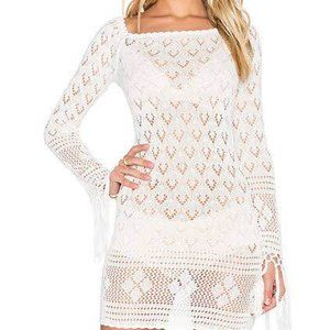 Spell & The Gypsy Leila off the Shoulder Dress
